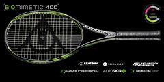 Obrázek Tenisová raketa Dunlop BIOMIMETIC 400