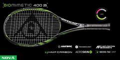 Obrázek Tenisová raketa Dunlop BIOMIMETIC 400 25